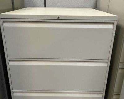 3 drawers filing cabinets