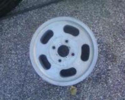 [WTB] 4 inch wide slot mag wheel pair
