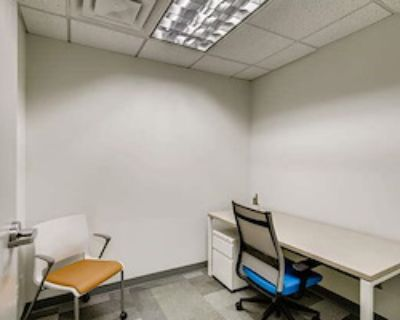 Private Office for 1 at Office Evolution - Boulder