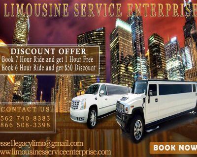 Best Limousine Rental Service in Orange County & Los Angeles, California