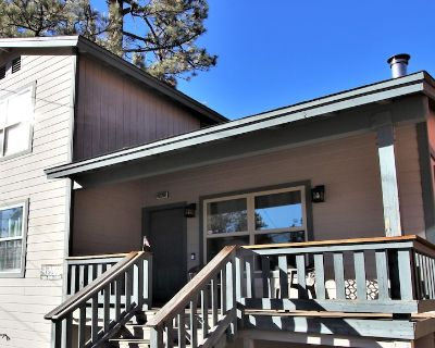 NEW!! Knotty & Nice - Updated, Dog-Friendly Cabin with Spa! - Big Bear Lake