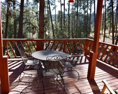 Nestled in the tall Pines of Alto - Alto