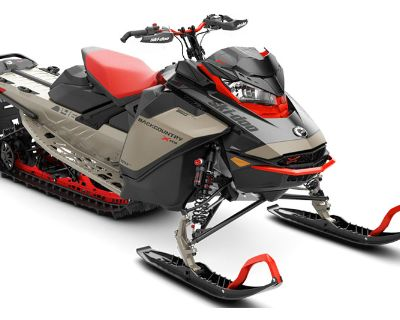 2022 Ski-Doo Backcountry X-RS 146 850 E-TEC ES PowderMax 2.0 Snowmobile -Trail Clinton Township, MI