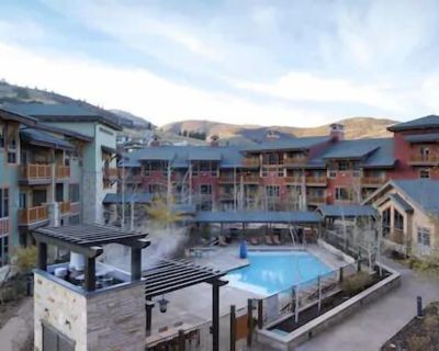 Sunrise Lodge by Hilton Grand Vacations - 3 Bedroom - Park City