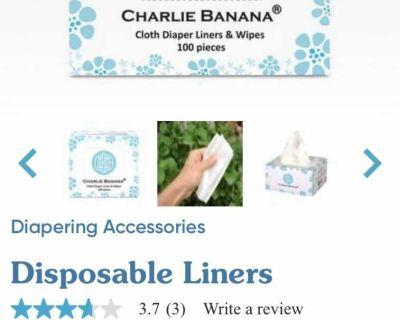Charlie Banana disposable liners