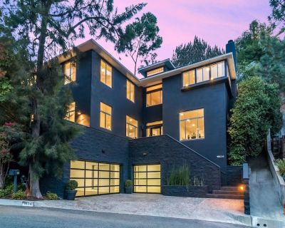 Prime Sunset Strip: Modern with a View - Hollywood Hills West