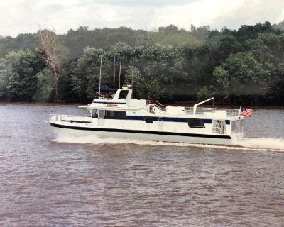 1989 Pluckebaum Coastal Yacht