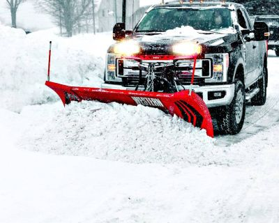 Western Products WIDE-OUT 8' to 10' Snow Plow Blades Erie, PA