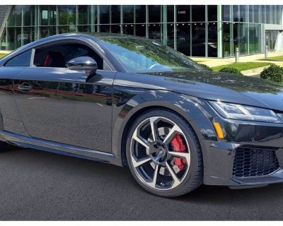 2019 Audi TT RS Standard