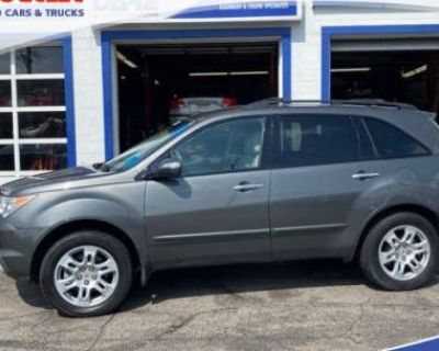 2007 Acura MDX Technology with Entertainment Package