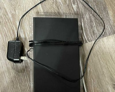 TV Antenna with booklet