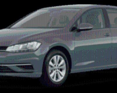 2021 Volkswagen Golf TSI Automatic