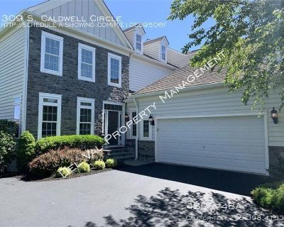 Gorgeous End-Unit 4-Bedroom Carriage Home for Rent - 309 S. Caldwell Circle - Available Now in Applecross! By Michel E Lautensack
