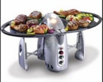 Portable Propane Outdoor Tailgate BBQ Camping Grill