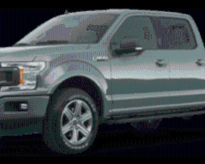 2019 Ford F-150 XLT SuperCrew 5.5' Box 2WD