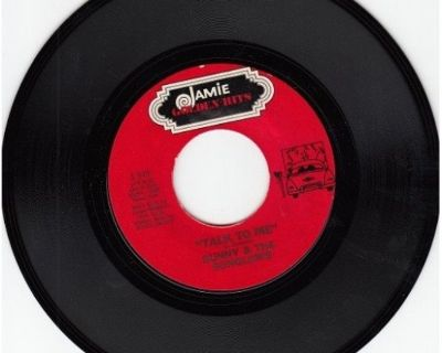 SUNNY & THE SUNGLOWS ~ Talk To Me / MAUREEN GRAY~Dancin The Strand*M-45 !