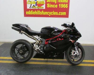 2012 MV Agusta F4R Street Motorcycle Wichita Falls, TX