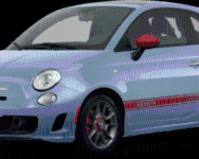 2013 FIAT 500 Lounge Hatch