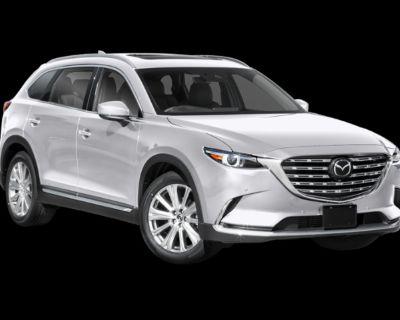New 2021 Mazda CX-9 Signature AWD 4D Sport Utility