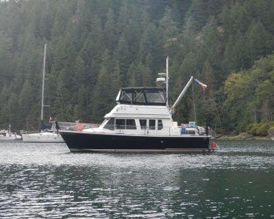 1990 Sabre 36 Fast Trawler