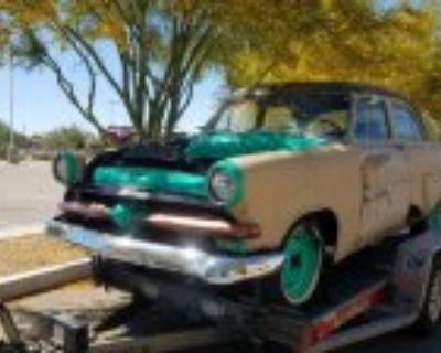 1953 Ford Customline 4dr