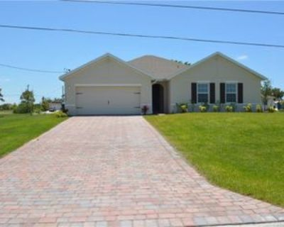 1618 Nw 3rd St, Cape Coral, FL 33993 4 Bedroom House