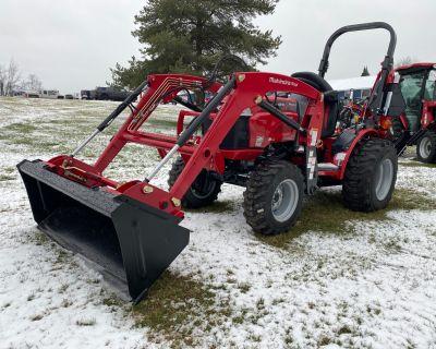 2021 Mahindra TR MAX 26XLT Tractors Malone, NY