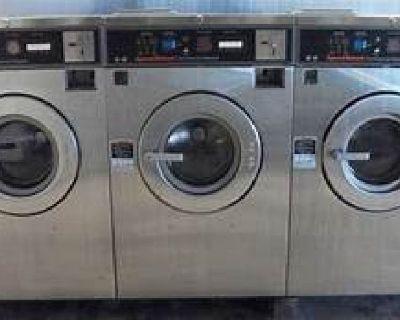 30 Commercial Speed Queen - Hibatchi Washers & Dryers