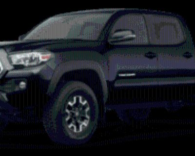 2019 Toyota Tacoma TRD Off Road Double Cab 5' Bed V6 4WD Automatic