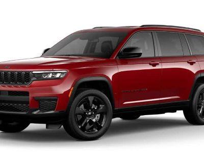 New 2021 JEEP Grand Cherokee L Altitude 4x4 Sport Utility