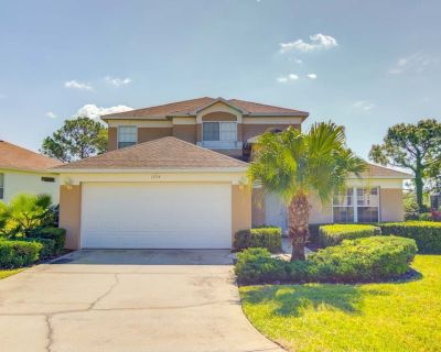 Heatable Pool Golf Course Views 2 Lounges W/TV Games Room Southern Dunes - Haines City