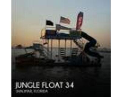 34 foot Jungle Float 34