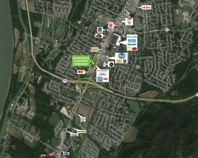 Retail Space For Lease - Valley Station Shopping Center