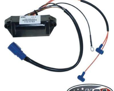 Power Pack Cd Unit Johnson Evinrude 9.9 15 Hp Cdi 113-4783 18-5767 584783 586798