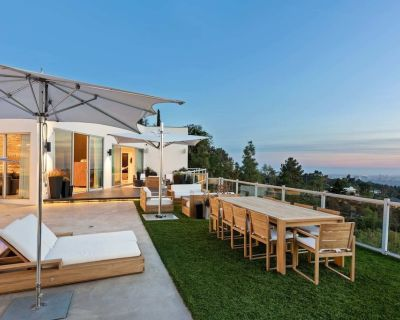 Briarcrest Estate   The Perfect Beverly Hills Private View Estate - Hollywood Hills