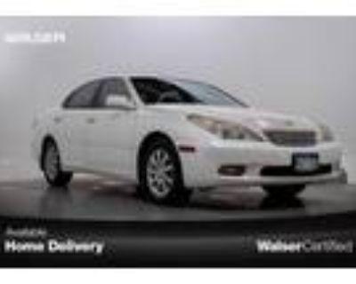 2004 Lexus ES White, 252K miles