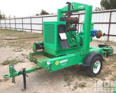 2007 (unverified) Gorman-Rupp PA6D60-4045D Water Pump
