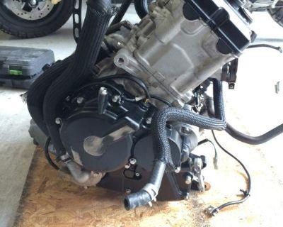 Suzuki Gsxr600 Gsxr 600 750 Gsxr750 Engine Motor Sprint Cart 11k Miles 2006 2007