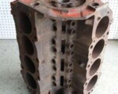 427 ENGINE LS6 HEADS W/ NEW PERFORMANCE PARTS STEEL Crank