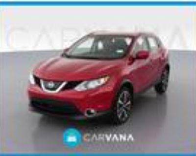 2018 Nissan Rogue Red, 17K miles