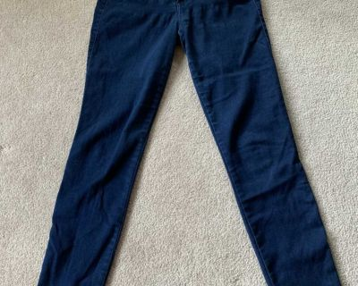 Women s Fade to Blue New York skinny jeans size 6