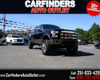 """Used 2016 Ford F-150 4WD SuperCrew 145"""" Lariat"""