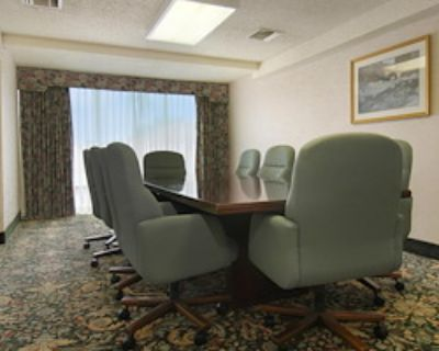 Private Meeting Room for 15 at Rodeway Inn & Suites Shreveport