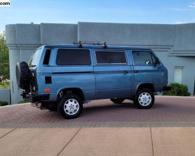 1987 4 Wheel Drive VW Vanagon Syncro