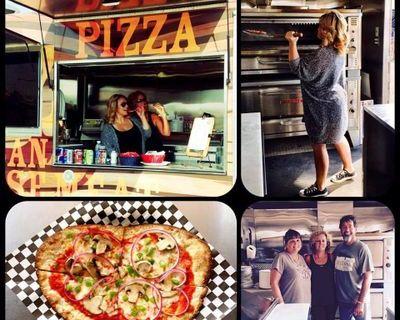 PIZZA TRAILER - Custom Built / Pizza Kitchen / 2013