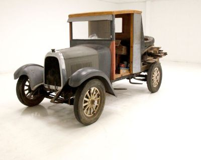 1928 Willys Whippet Truck