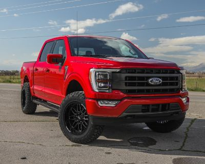 2021 Ford F-150 Lariat SuperCrew 5.5-ft. Bed 4WD