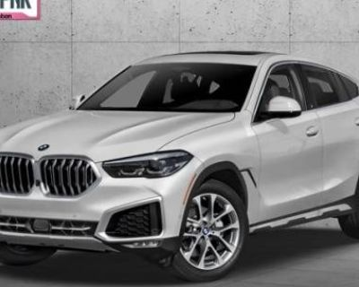 2021 BMW X6 40i