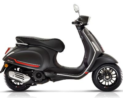 2021 Vespa Sprint 50 Sport Scooter West Chester, PA