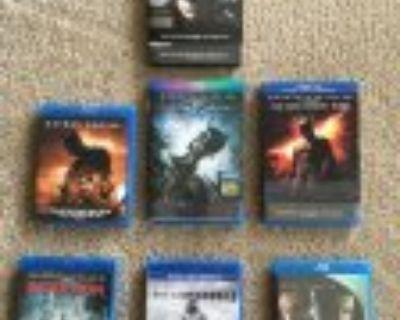 Christopher Nolan Set (4K and Blu-Ray) No Digital